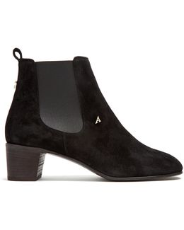Hely Suede Chelsea Boots
