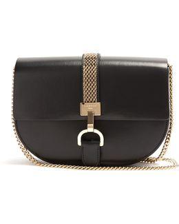 Lien Leather Cross-body Bag
