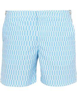 Bulldog Hermosa Mid-length Swim Shorts