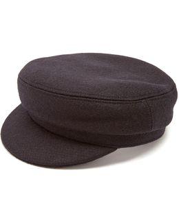 Evie Wool-blend Cap