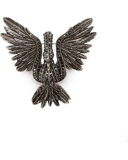 Swan Brooch