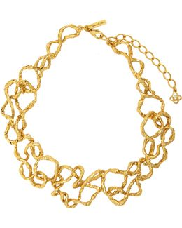 Entangled Chain Necklace