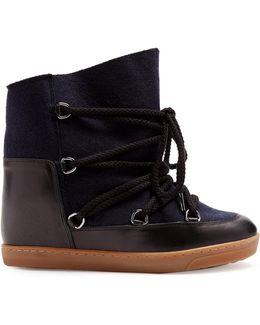 Nowles Shearling-lined Aprés-ski Boots