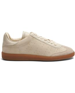Bryce Low-top Suede Trainers