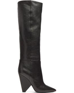 Niki Leather Boots