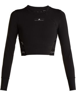Train Long-sleeved Performance Top