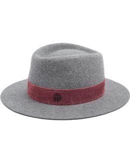 Andre Rabbit-fur Felt Hat