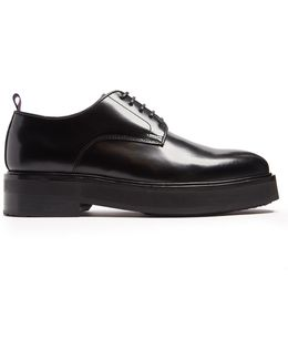 Kingston Leather Derby Shoes