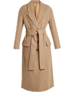 Cade Wool-blend Coat