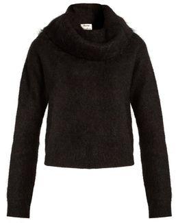 Raze Mohair-blend Sweater