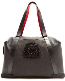 Bagdamon Leather Holdall