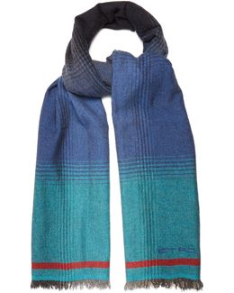 Wool And Cashmere-blend Scarf