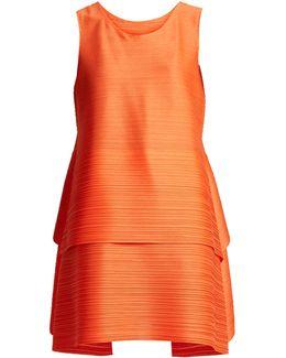 Poyon Poyon Pleated Dress