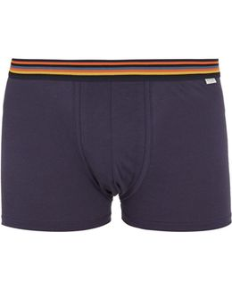 Cotton-jersey Trunks