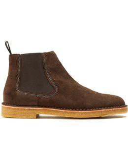 Dart Suede Chelsea Boots