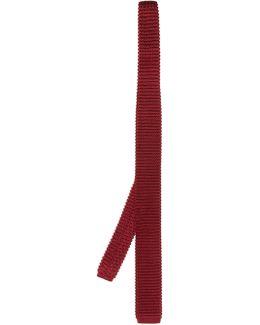 Silk-knit Tie