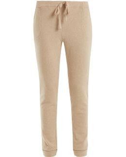 Rose Cashmere Pyjama Trousers