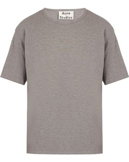 Niagra Cotton-piqué T-shirt