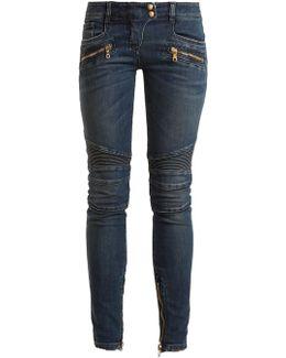 Low-rise Skinny-leg Jeans