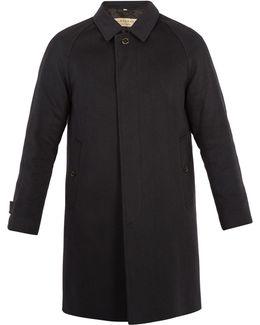 Hepworth Point-collar Cashmere Overcoat