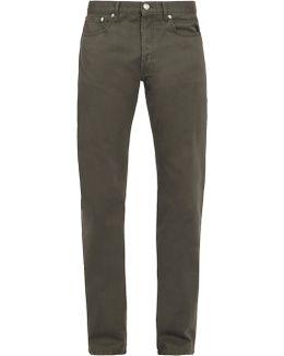Petit Standard Straight-leg Jeans