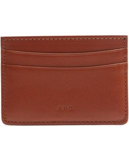 Andre Leather Cardholder