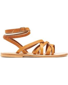 Aphrodite Leather Sandals