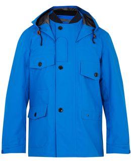 Gore-tex Hooded Field Jacket