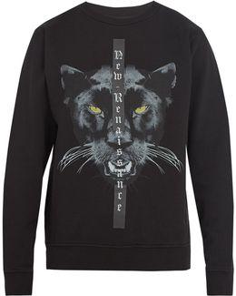 Yune Cotton-jersey Sweatshirt