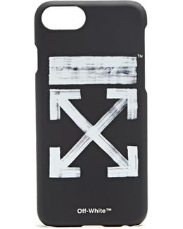 Brushed Arrows Print Iphone® 7 Case