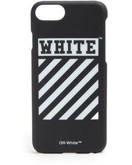 Diag Print Iphone® 7 Case