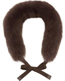 Uniion Fox Fur Collar