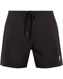 Danny Patch-pocket Swim Shorts