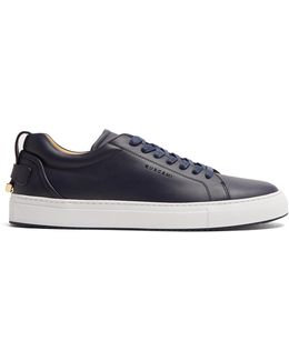 Lyndon Low-top Leather Trainers