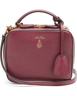 Laura Baby Leather Shoulder Bag