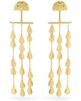 Twilight Gold-plated Earrings