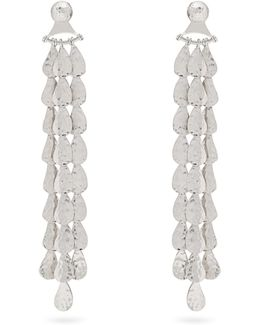Luna Sterling-silver Earrings