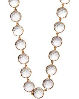 Rose De France Amethyst & Rose-gold Necklace