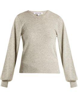 Bretta Long-sleeved Knit Sweater