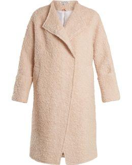 Palmoa Drop-shoulder Coat