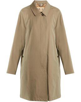 Camden Cotton-gabardine Trench Coat