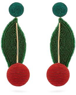 Cherry Oh Baby Drop Earrings