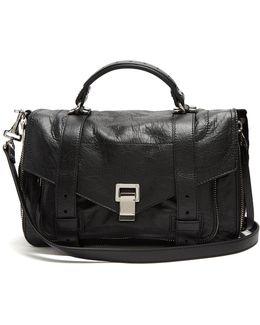 Ps1+ Medium Leather Shoulder Bag