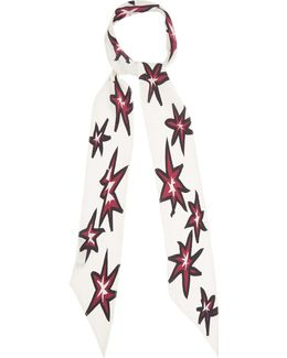 Explosions Super-skinny Scarf