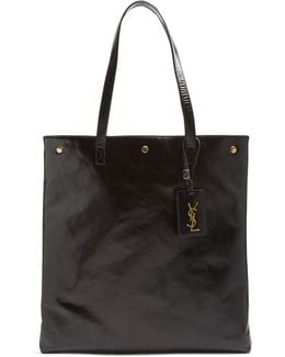 Noe Leather Tote
