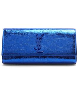 Kate Leather Clutch