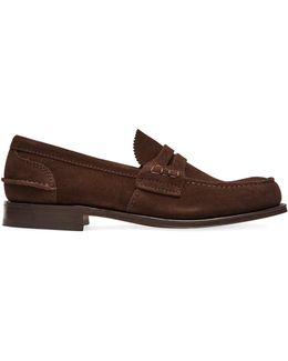 Pembrey Suede Loafers