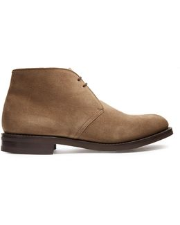 Ryder 3 Suede Chukka Boots