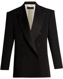 Johna Double-breasted Jacket