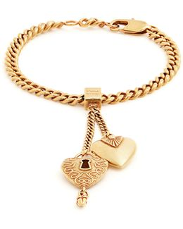 Collected Hearts Charm Bracelet